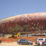 Soccer City October 2009
